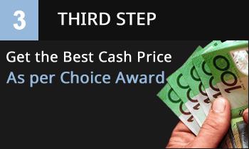 Get the best cash price